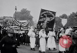 Image of Emmeline Pankhurst London England United Kingdom, 1915, second 9 stock footage video 65675027181