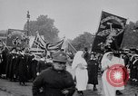 Image of Emmeline Pankhurst London England United Kingdom, 1915, second 10 stock footage video 65675027181