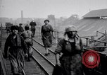 Image of British women employed in a factory United Kingdom, 1915, second 2 stock footage video 65675027184