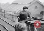 Image of British women employed in a factory United Kingdom, 1915, second 12 stock footage video 65675027184
