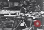 Image of British women work in aircraft factory England, 1917, second 7 stock footage video 65675027190