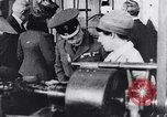 Image of British women work in aircraft factory England, 1917, second 12 stock footage video 65675027190