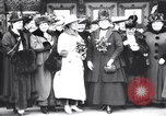 Image of Jeannette Rankin Chicago Illinois USA, 1917, second 2 stock footage video 65675027191