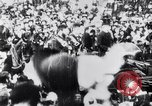 Image of Queen Victoria Dublin Ireland, 1900, second 8 stock footage video 65675027193