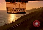 Image of train Western United States USA, 1985, second 1 stock footage video 65675027202