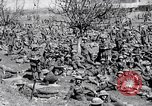 Image of London Stock Exchange Battalion of Pals during WWI France, 1918, second 9 stock footage video 65675027215