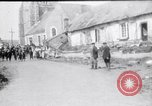 Image of British advance cyclist patrol France, 1918, second 8 stock footage video 65675027216