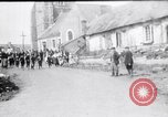 Image of British advance cyclist patrol France, 1918, second 9 stock footage video 65675027216