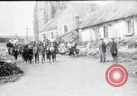 Image of British advance cyclist patrol France, 1918, second 12 stock footage video 65675027216