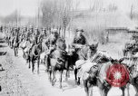 Image of 10th Royal Hussars Cavalry Regiment Arras France, 1918, second 6 stock footage video 65675027218