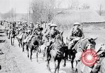 Image of 10th Royal Hussars Cavalry Regiment Arras France, 1918, second 7 stock footage video 65675027218