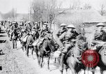 Image of 10th Royal Hussars Cavalry Regiment Arras France, 1918, second 8 stock footage video 65675027218