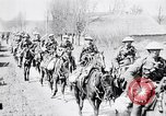 Image of 10th Royal Hussars Cavalry Regiment Arras France, 1918, second 9 stock footage video 65675027218