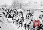 Image of 10th Royal Hussars Cavalry Regiment Arras France, 1918, second 10 stock footage video 65675027218
