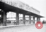 Image of Military resupply train Arras France, 1918, second 9 stock footage video 65675027220