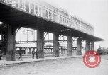 Image of Military resupply train Arras France, 1918, second 11 stock footage video 65675027220