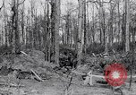 Image of British soldiers France, 1918, second 9 stock footage video 65675027222