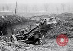 Image of Captured German 5.9 inch guns France, 1918, second 6 stock footage video 65675027223