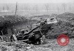 Image of Captured German 5.9 inch guns France, 1918, second 10 stock footage video 65675027223