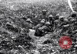 Image of British soldiers in bomb crater France, 1918, second 8 stock footage video 65675027224