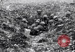 Image of British soldiers in bomb crater France, 1918, second 9 stock footage video 65675027224