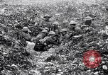 Image of British soldiers in bomb crater France, 1918, second 11 stock footage video 65675027224
