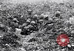 Image of British soldiers in bomb crater France, 1918, second 12 stock footage video 65675027224
