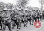 Image of Victorious Australian troops France, 1918, second 9 stock footage video 65675027225