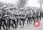 Image of Victorious Australian troops France, 1918, second 10 stock footage video 65675027225