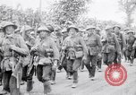 Image of Victorious Australian troops France, 1918, second 11 stock footage video 65675027225