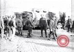 Image of British Mk I tank Arras France, 1917, second 9 stock footage video 65675027231