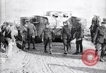 Image of British Mk I tank Arras France, 1917, second 11 stock footage video 65675027231