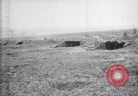 Image of Hidden battery of British 18 pounder guns France, 1916, second 7 stock footage video 65675027232
