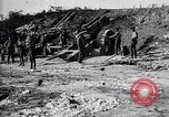 Image of British 8 inch howitzers France, 1917, second 6 stock footage video 65675027234