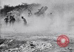 Image of British 8 inch howitzers France, 1917, second 10 stock footage video 65675027234