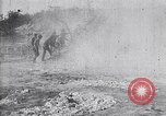 Image of British 8 inch howitzers France, 1917, second 12 stock footage video 65675027234