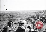 Image of British infantry move out of trenches France, 1917, second 6 stock footage video 65675027237