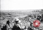 Image of British infantry move out of trenches France, 1917, second 7 stock footage video 65675027237