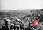 Image of British infantry move out of trenches France, 1917, second 9 stock footage video 65675027237