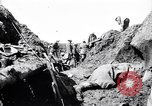 Image of stretcher bearers have some difficulty France, 1917, second 9 stock footage video 65675027241