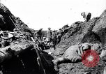 Image of stretcher bearers have some difficulty France, 1917, second 10 stock footage video 65675027241