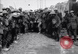 Image of German prisoners carry heavy machine gun France, 1917, second 6 stock footage video 65675027242