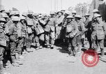Image of German prisoners carry heavy machine gun France, 1917, second 10 stock footage video 65675027242