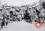 Image of German prisoners carry heavy machine gun France, 1917, second 11 stock footage video 65675027242