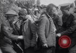 Image of German prisoners of war at the front France, 1917, second 10 stock footage video 65675027243