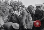 Image of German prisoners of war at the front France, 1917, second 11 stock footage video 65675027243