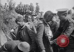 Image of German prisoners of war at the front France, 1917, second 12 stock footage video 65675027243