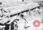 Image of Captured German dugouts France, 1917, second 5 stock footage video 65675027248