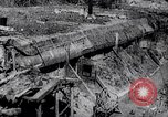 Image of Captured German dugouts France, 1917, second 6 stock footage video 65675027248
