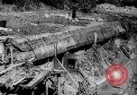 Image of Captured German dugouts France, 1917, second 7 stock footage video 65675027248